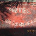 Famous Hotel California