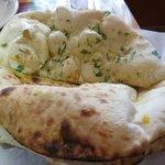 garlic and onion nan