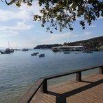 Vista al puerto de pescadores