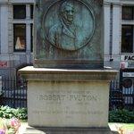 Robert Fulton Monument