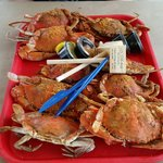 On the Bay Crab Feast!!!  AWESOME!!