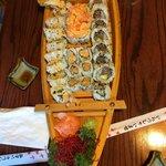 Sushi boat!!!