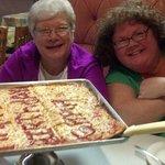 Birthday pizza!