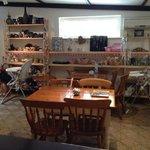 Shop / tea room