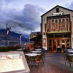 Queenstown - Pier 19, great food.
