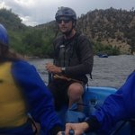 The Adventure Company - Raft Guide Mike