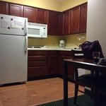 kitchen in my room.