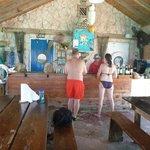 Real Caribbean beach bar ... Shane Rules!