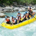 Rafting the Bull River!