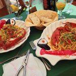 Lobster pasta ��������