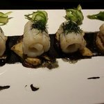Another delicious squid dish at Super Giant