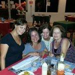 El Puente Blanco - Now THIS IS fine dining!!