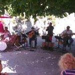 Concert dans la ville close