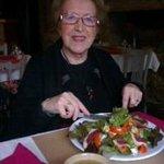 Une salade composée, bien garnie !