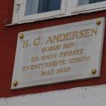 Hans Christensen Lived Once Here