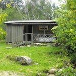trampers hut