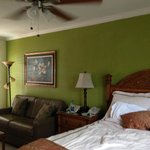 Beautiful cozy room!
