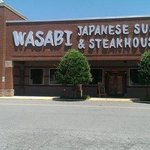 Wasabi front view