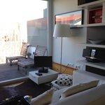 Studio room with balcony