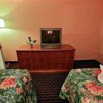 DELUX SUITE BEDROOM TV