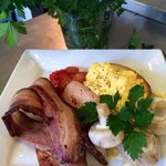 Fresh Cooked Breakfasts using Bicheno's Local Produce