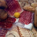 Tasty Cold Meats on Sale in the Deli