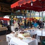 Borough Market near London Bridge Station