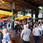Borough Market in Summer
