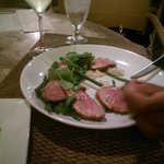 A wonderful dinner with my wife. make sure you ask for Jerry. Service was impecable and very tho