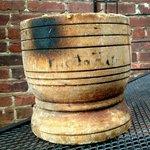 Traditional bowl for PomPomPom