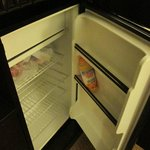 large fridge