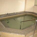 小浴場の風呂