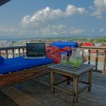 Honeymoon Suite Dunia - Private Sundeck