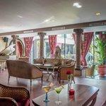 Piano Lounge Area