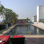 Great swimming pool