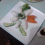 """Japanese"""" sushi twist"""