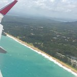 Phuket from above