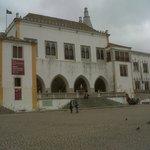 Sintra National Palace.
