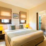 Poolvilla bedroom