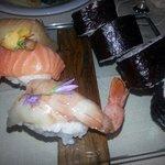 Presentazione nella serata sushi