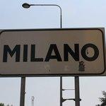 Окраина Милана