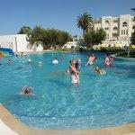 zwembad hotel