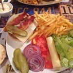 Hamburger di angus