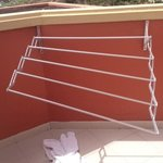 Our washing line