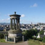 Close enough to walk to Calton Hill