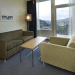 Sofa på rommet