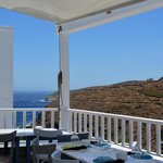 Sea and sun from Remezzo Kastro Sifnos