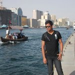 Taken at Dubai creek. Best place to go in Dubai  after beaches.