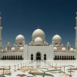 la Moschea Sheikh Zayed