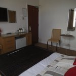 Room 2 at rear double en-suite room.